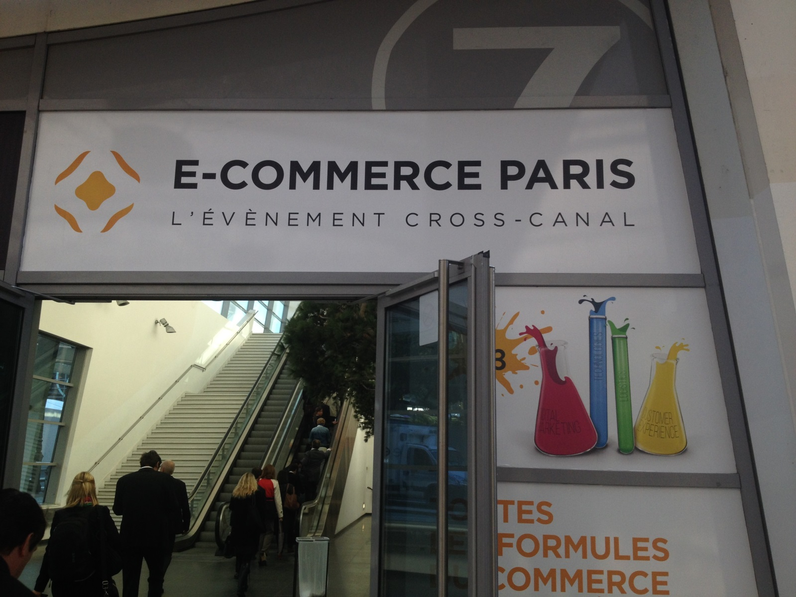 E commer ants ne ratez pas le salon du e commerce for Salon e commerce paris 2017