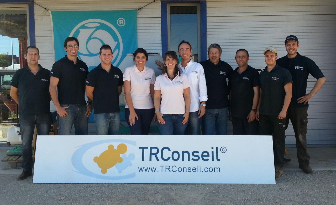 L'équipe TR Conseil