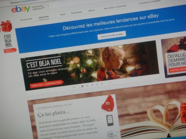 Ebay : un site en ligne à succès !