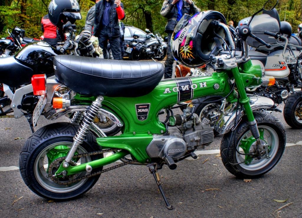 honda-dax-mini-moto