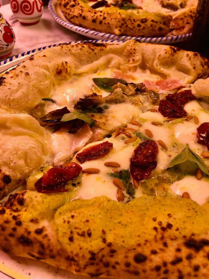 meilleur pizza nice