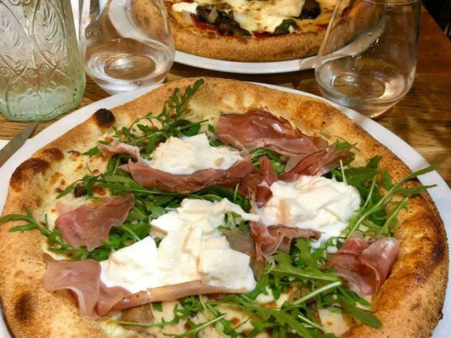 Top 5 des meilleures pizzas de Nice